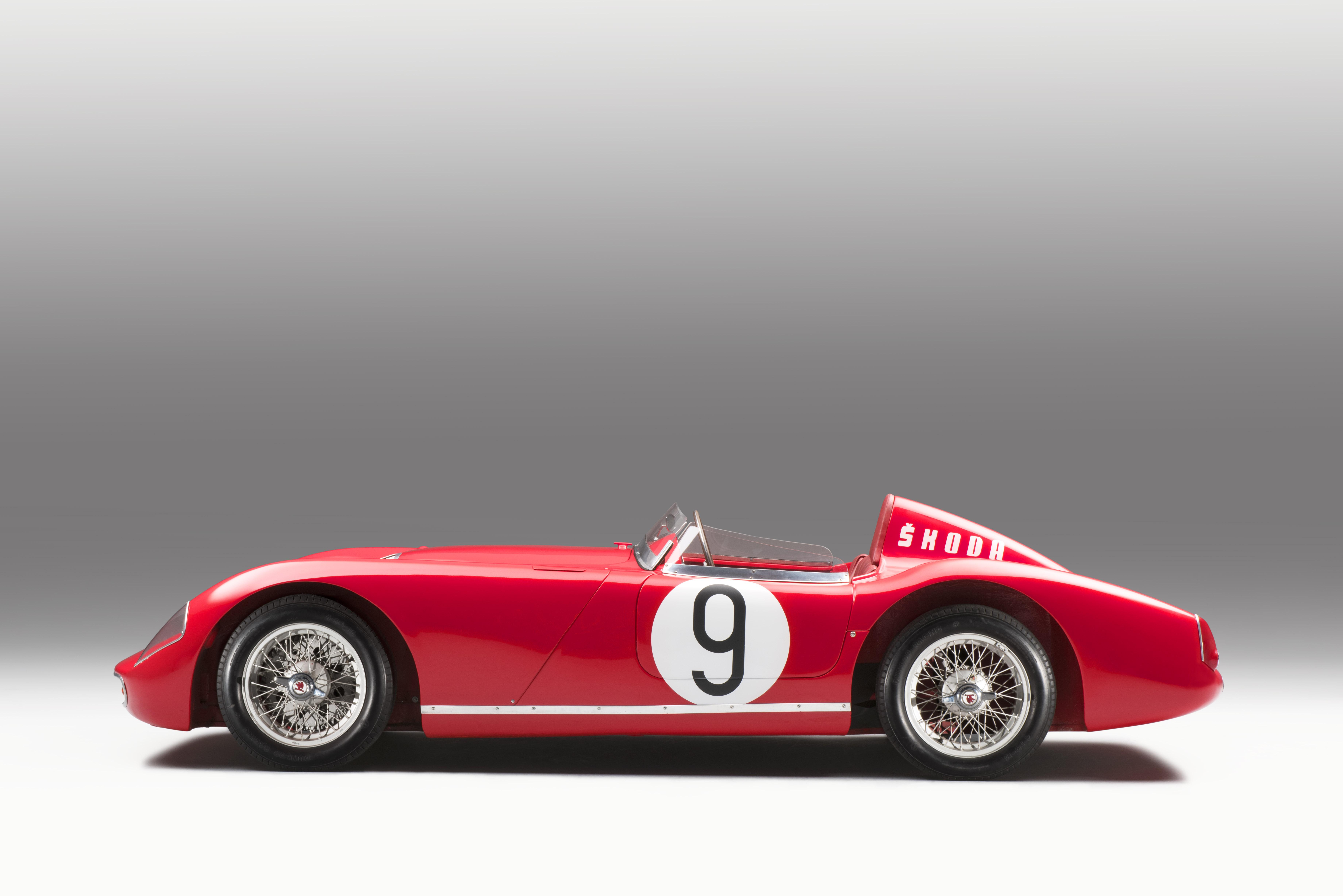 SKODA 1100 OHC (1957): The beautiful dream of Le Mans - Image 7