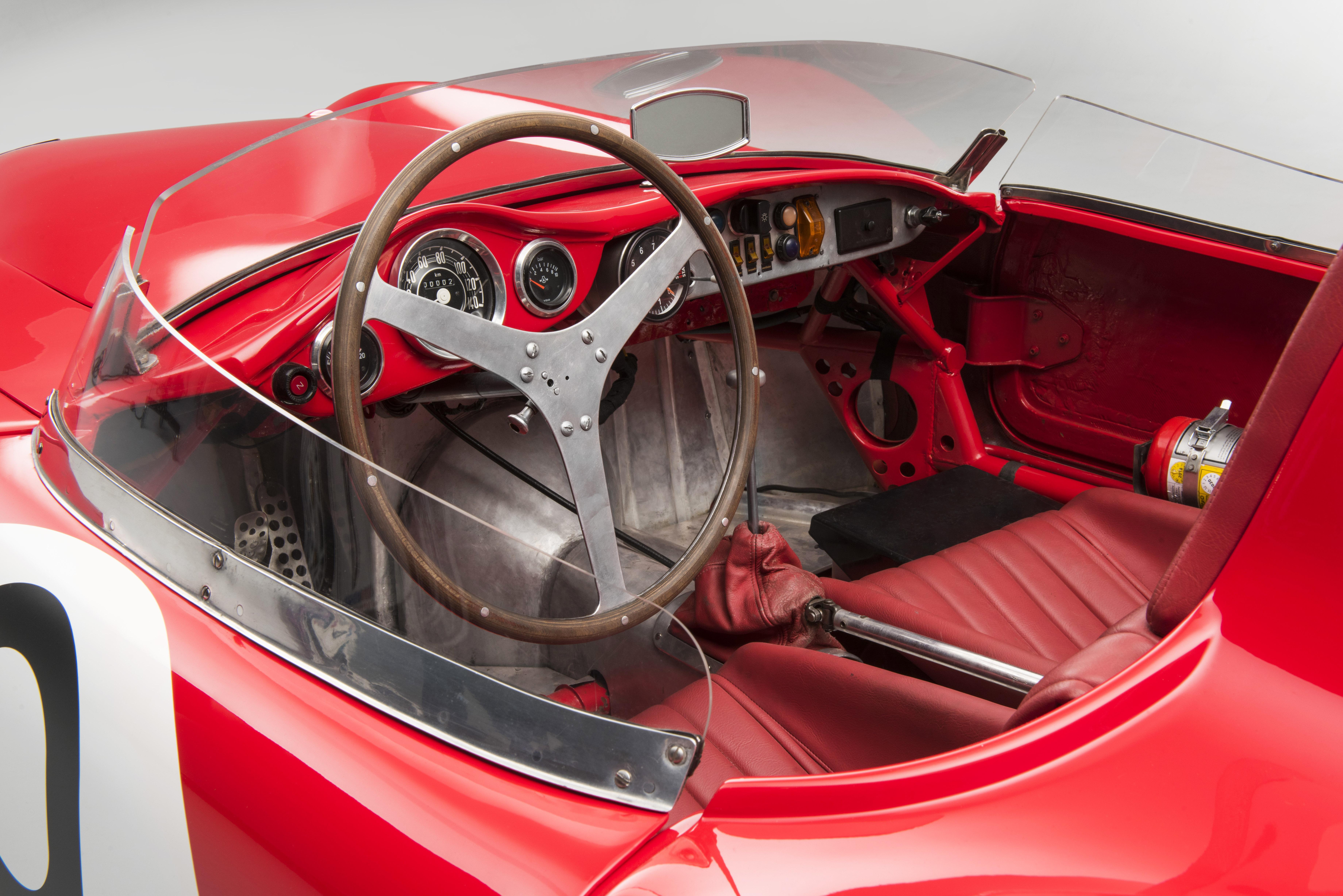 SKODA 1100 OHC (1957): The beautiful dream of Le Mans - Image 6