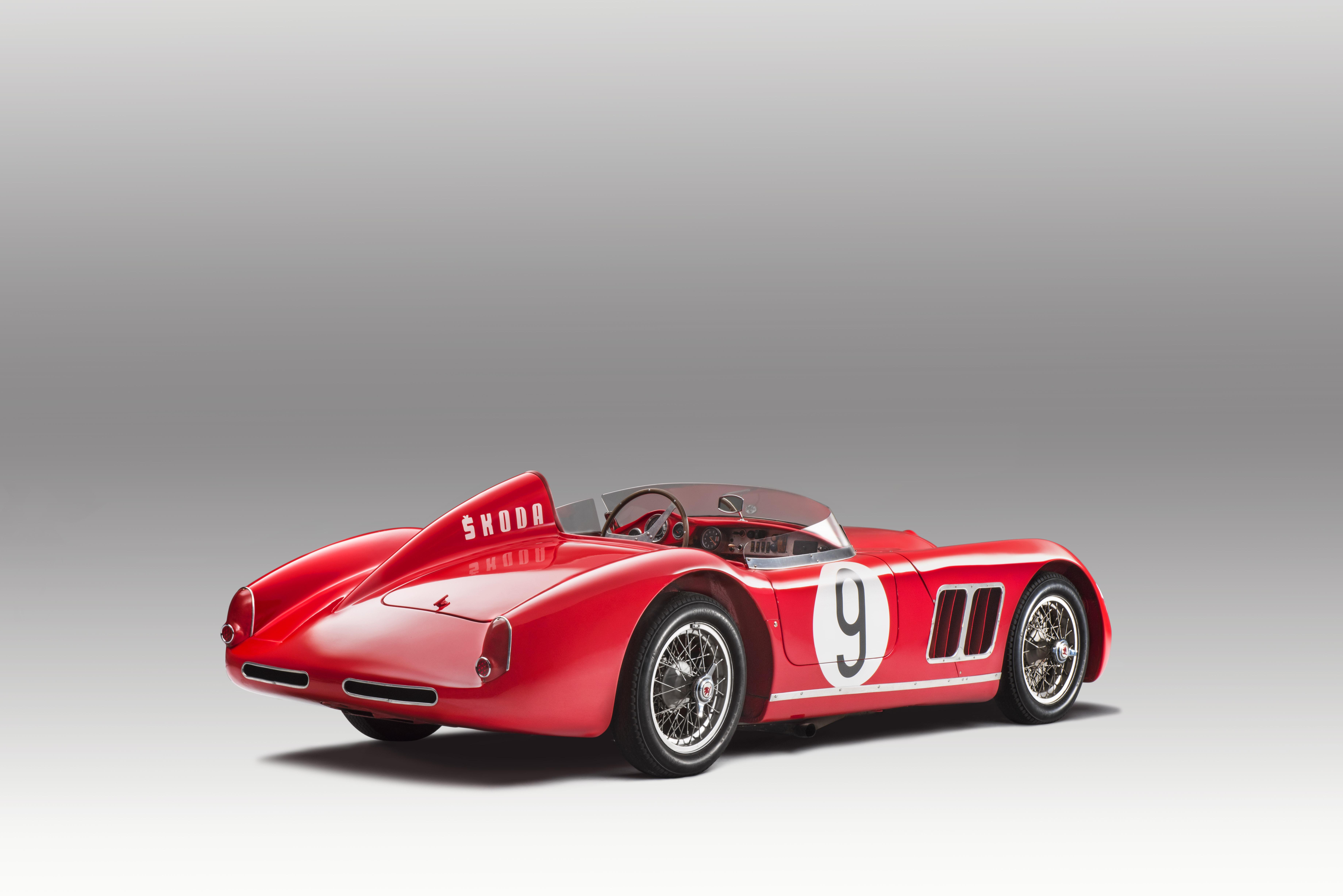 SKODA 1100 OHC (1957): The beautiful dream of Le Mans - Image 4