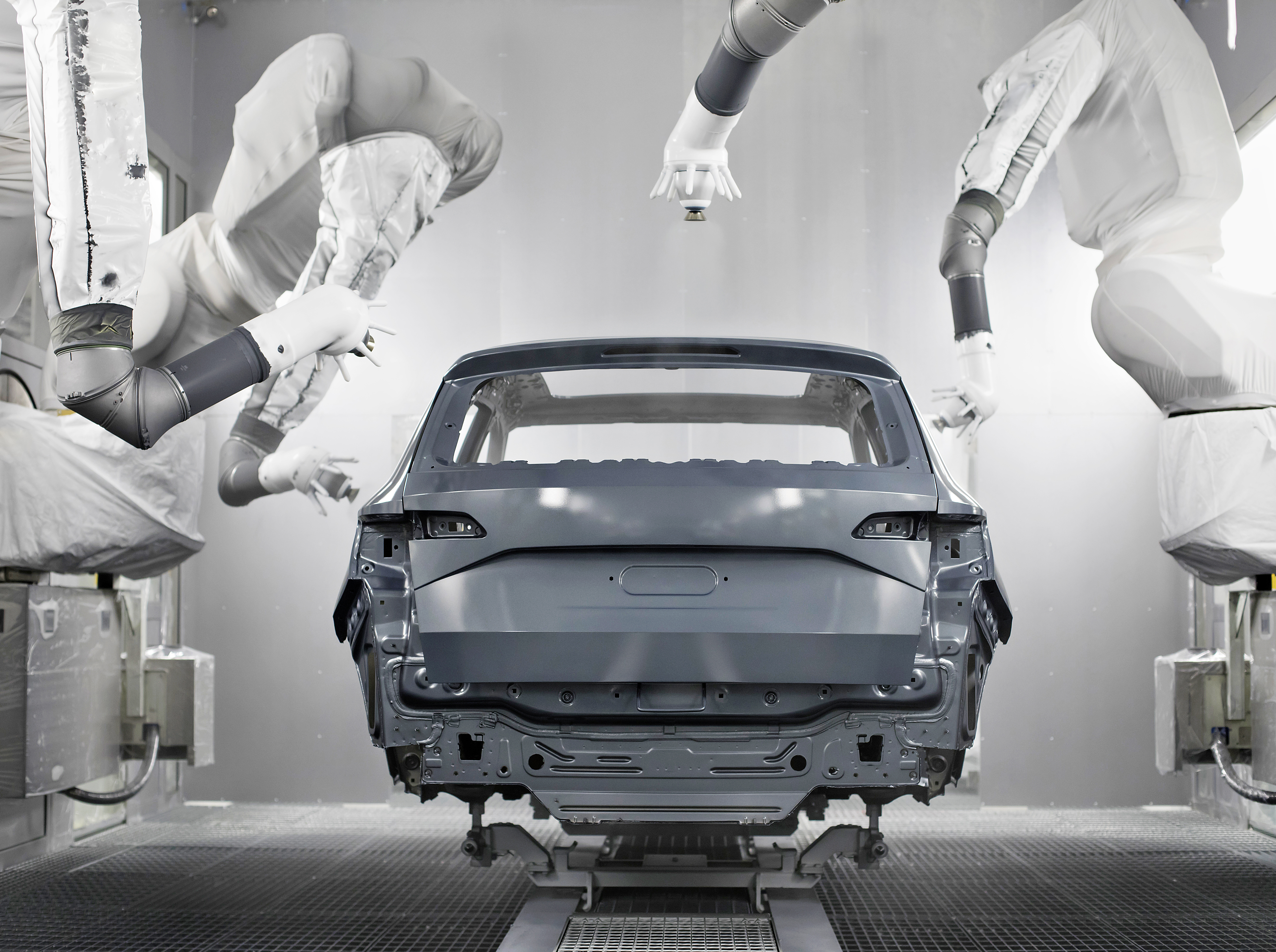 SKODA AUTO wins special award – Excellent Start-up of New Paint Shop - Image 1
