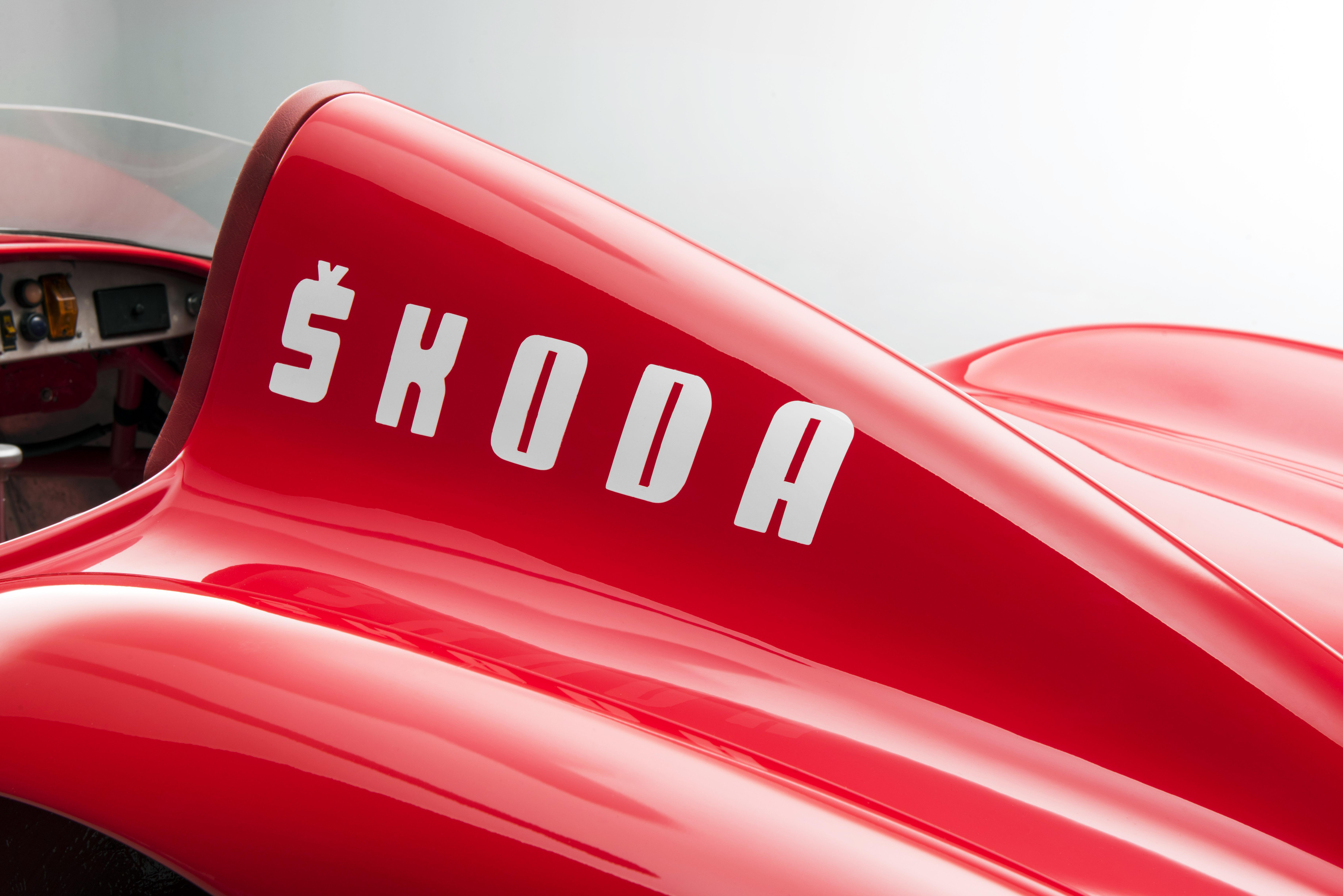 SKODA 1100 OHC (1957): The beautiful dream of Le Mans - Image 1