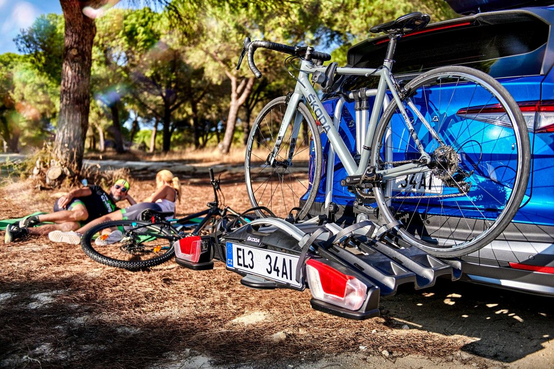 Enyaq_Summer_Bicycle_carrier