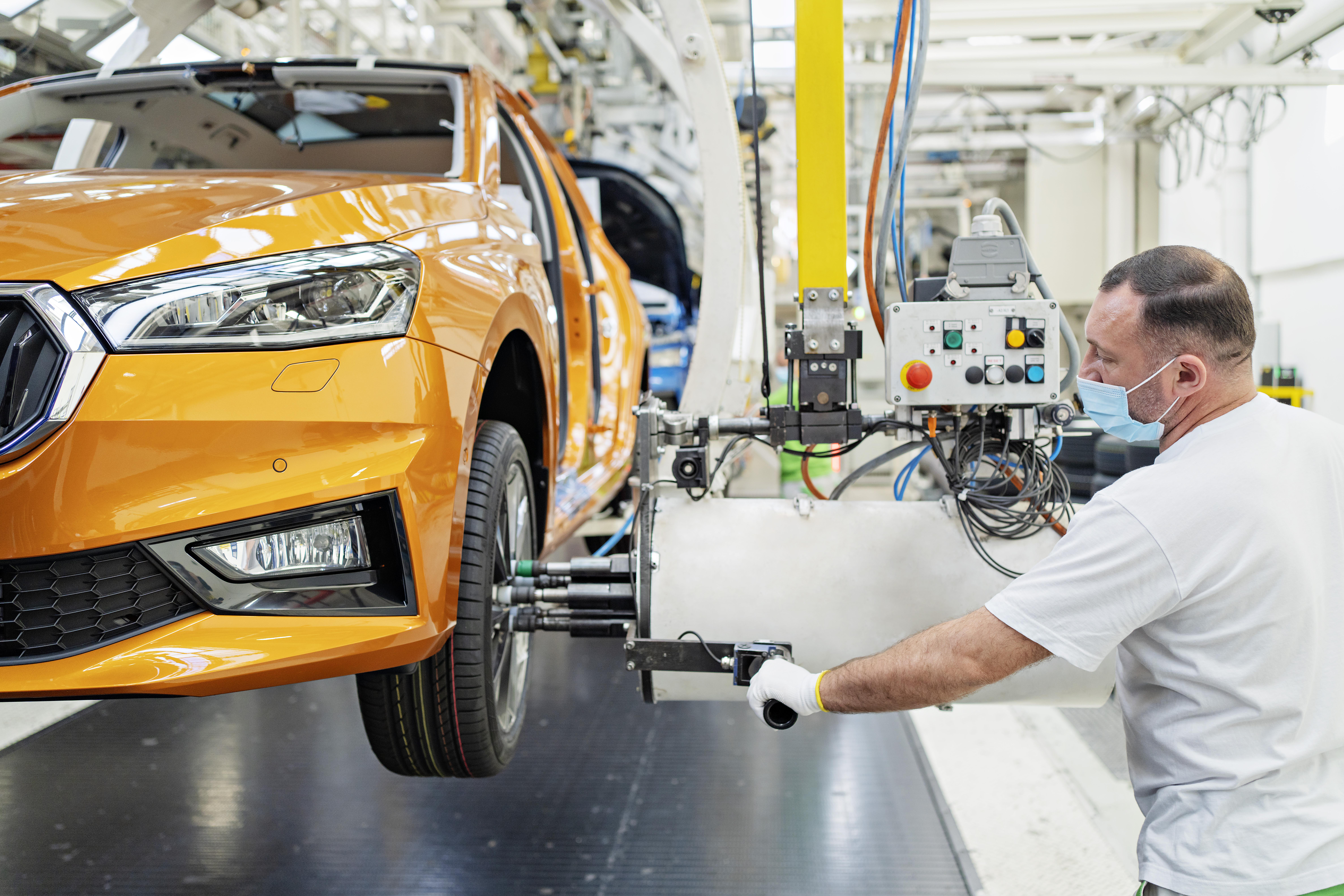 Start of production of the new SKODA FABIA at main plant in Mladá Boleslav - Image 2