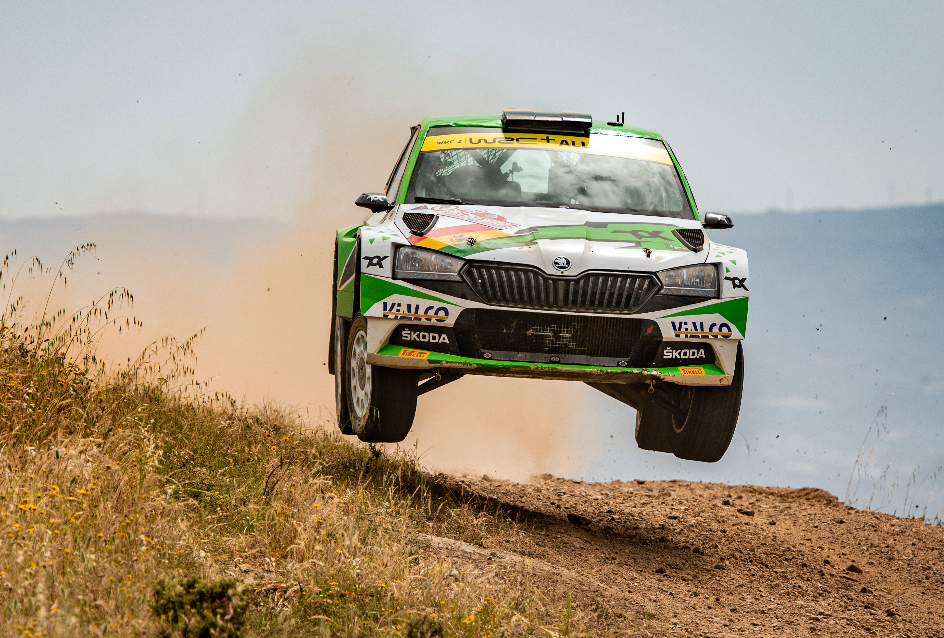 Rally Estonia: SKODA driver Andreas Mikkelsen wants to strengthen lead in WRC2 category - Image 1