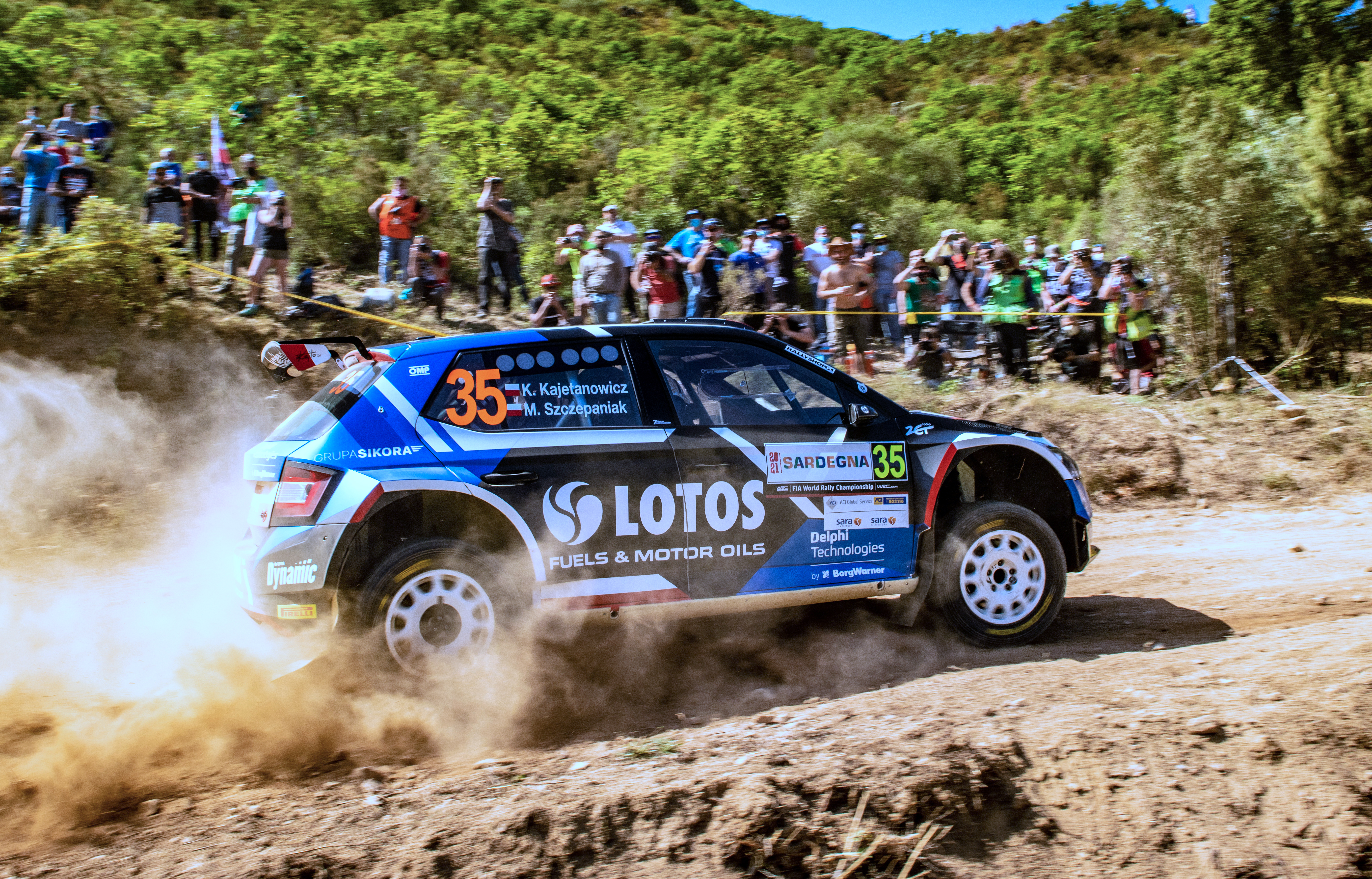 Rally Estonia: SKODA driver Andreas Mikkelsen wants to strengthen lead in WRC2 category - Image 2