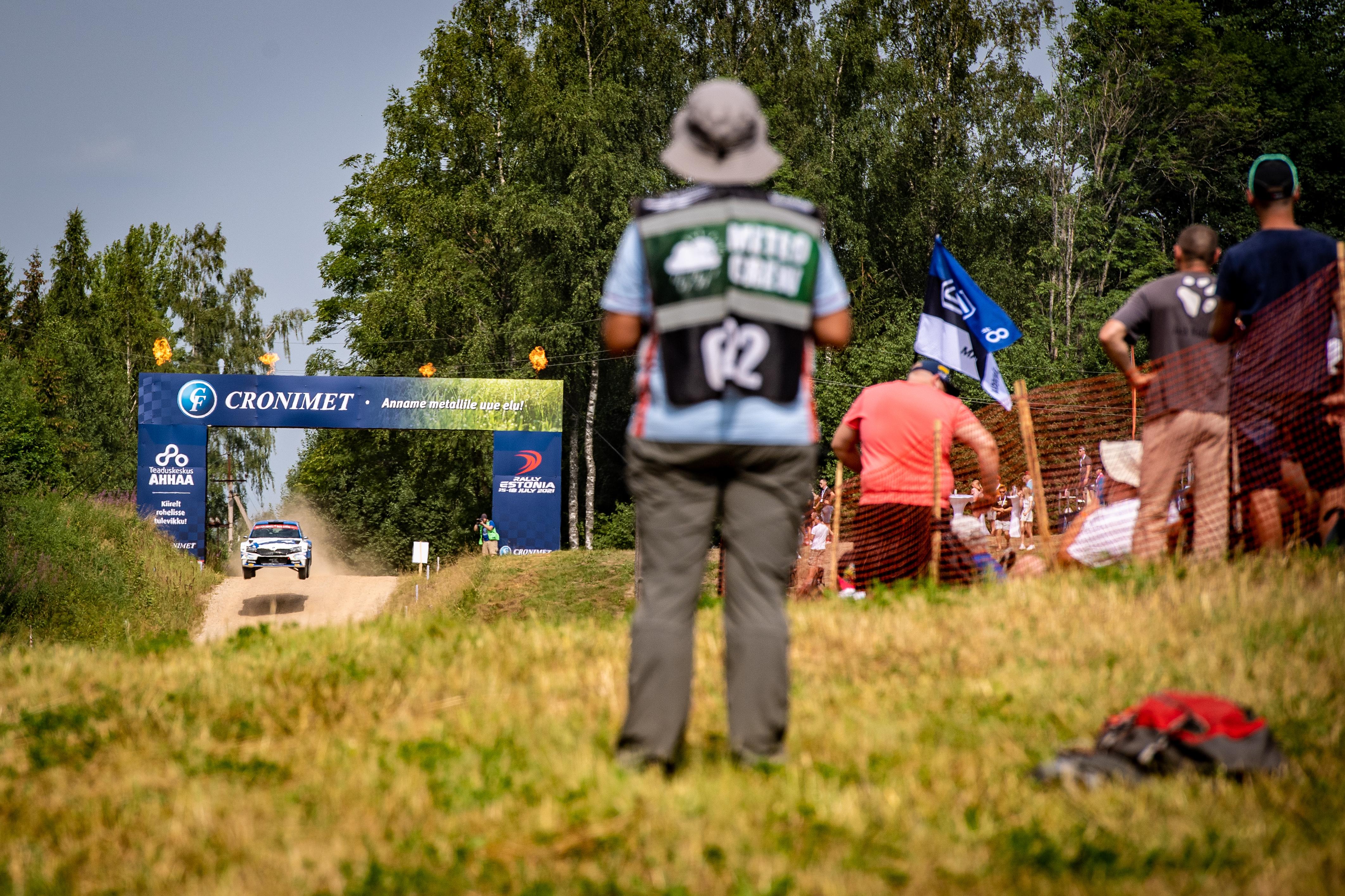 SKODA crews win WRC2 and WRC3 at Rally Estonia - Image 1