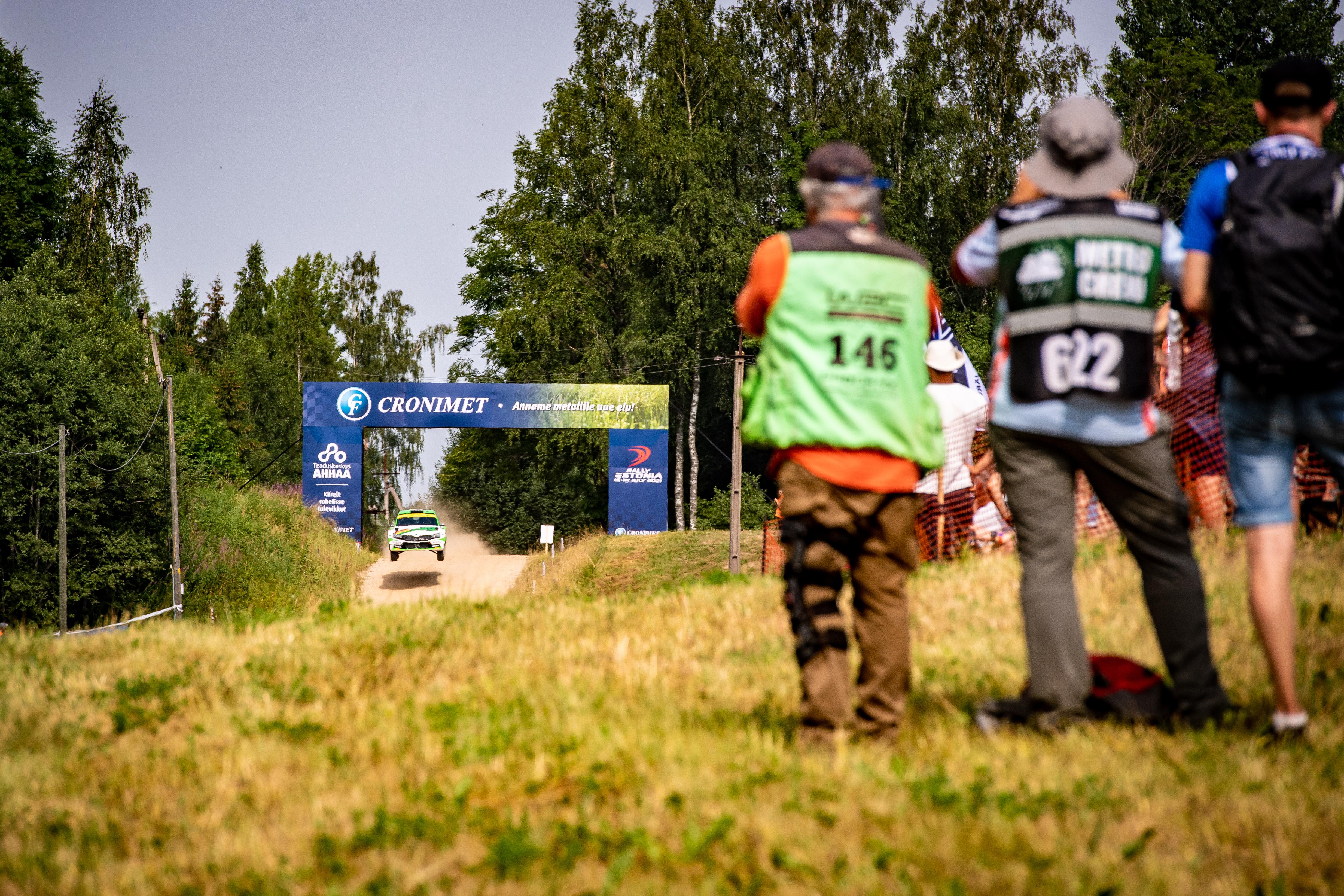 SKODA crews win WRC2 and WRC3 at Rally Estonia - Image 6