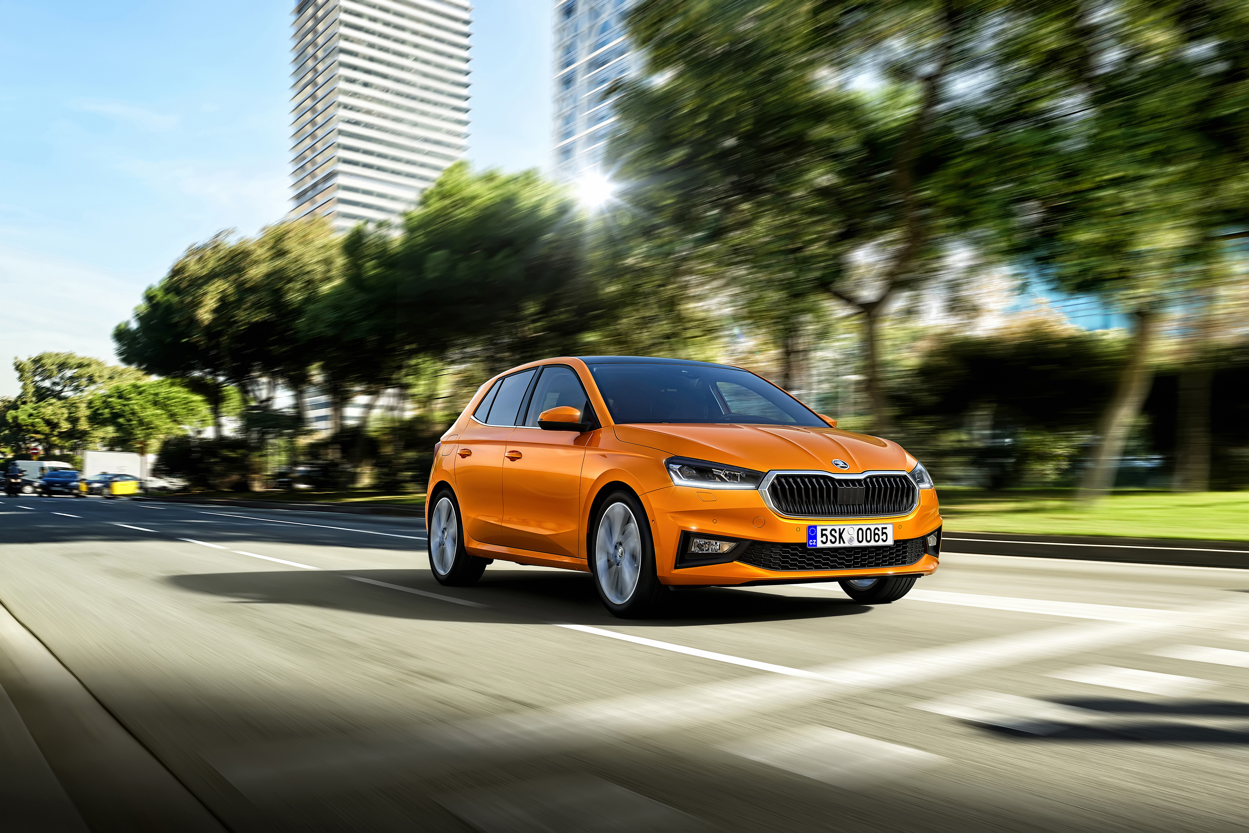 """Oliver Stefani: """"The all-new FABIA looks considerably more dynamic and grown-up"""" - Image 1"""