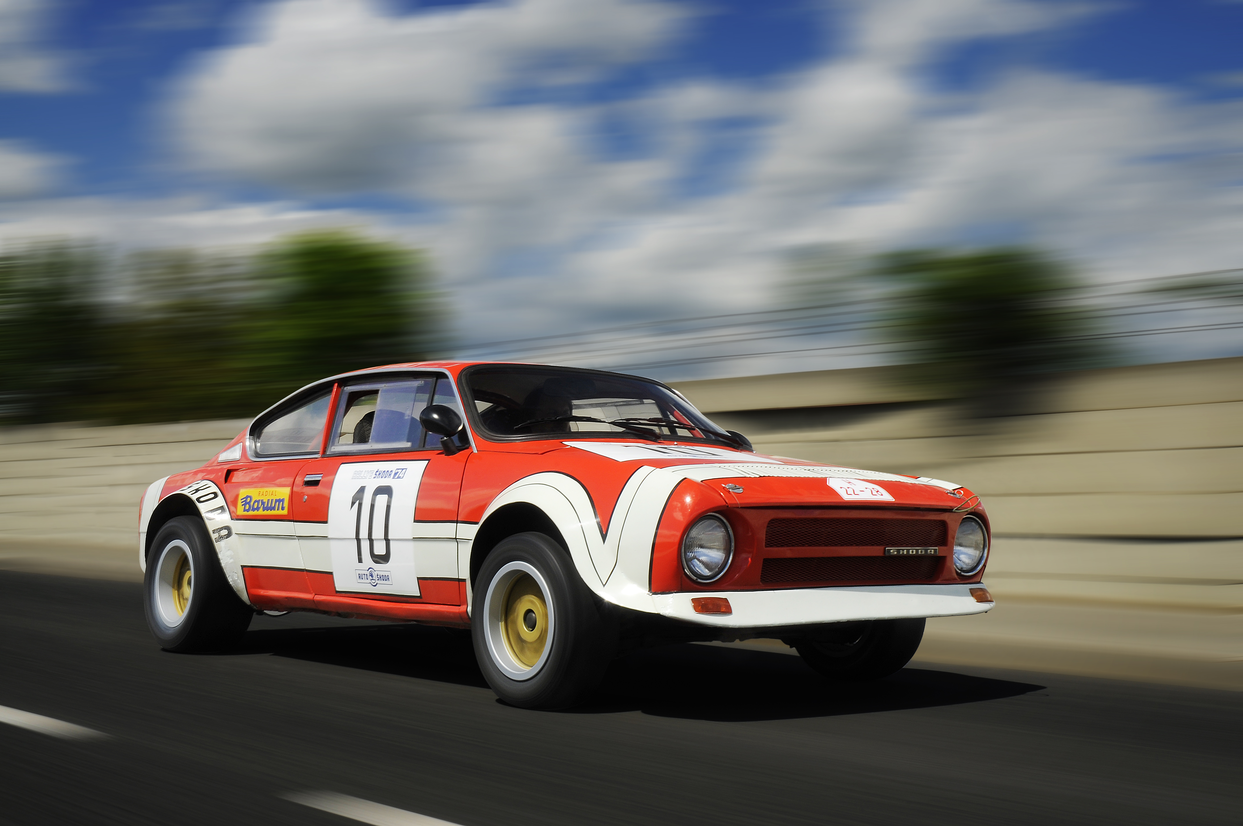 SKODA 180 RS and 200 RS (1974): Rally cars from another league - Image 4