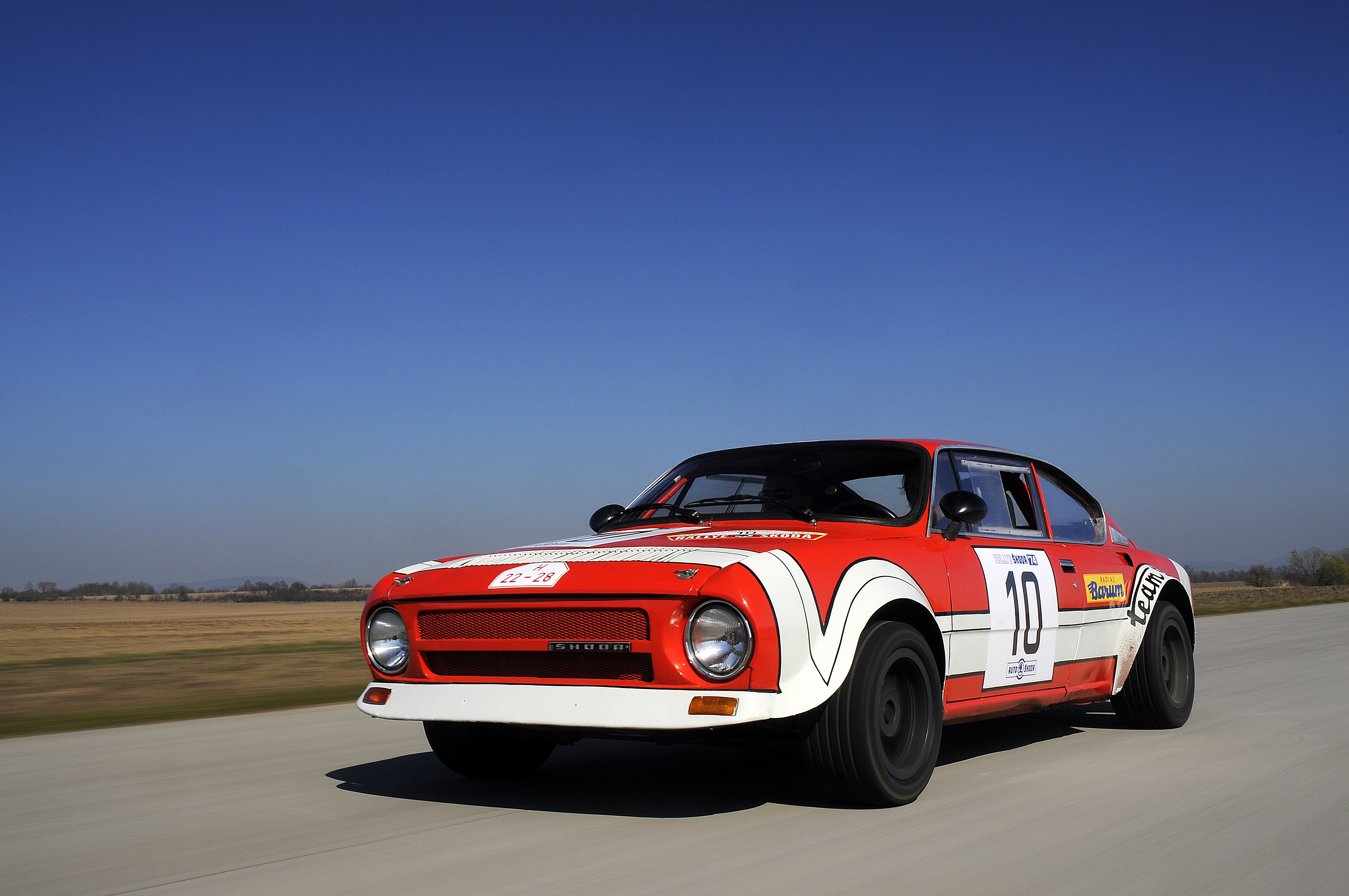 SKODA 180 RS and 200 RS (1974): Rally cars from another league - Image 3