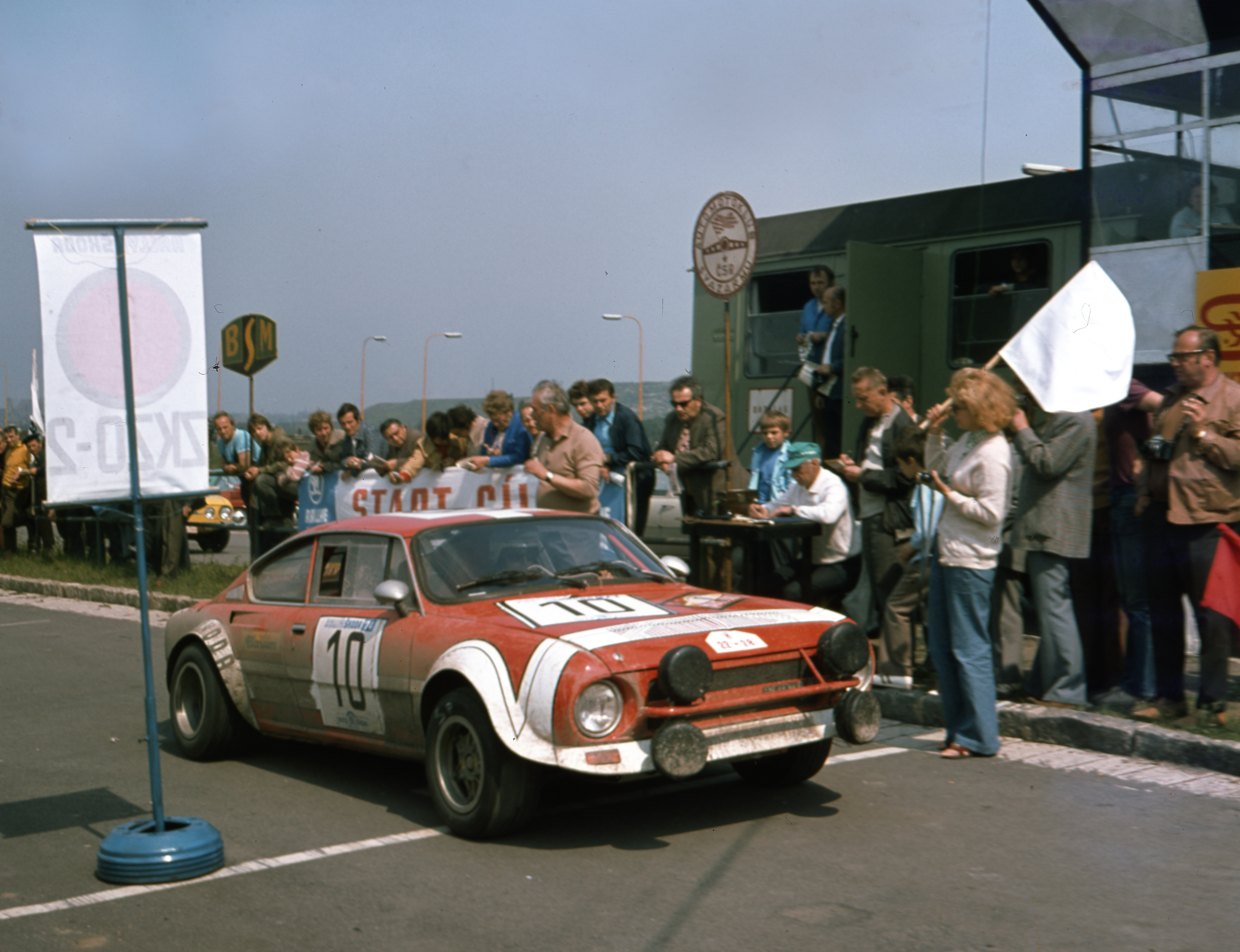 SKODA 180 RS and 200 RS (1974): Rally cars from another league - Image 2