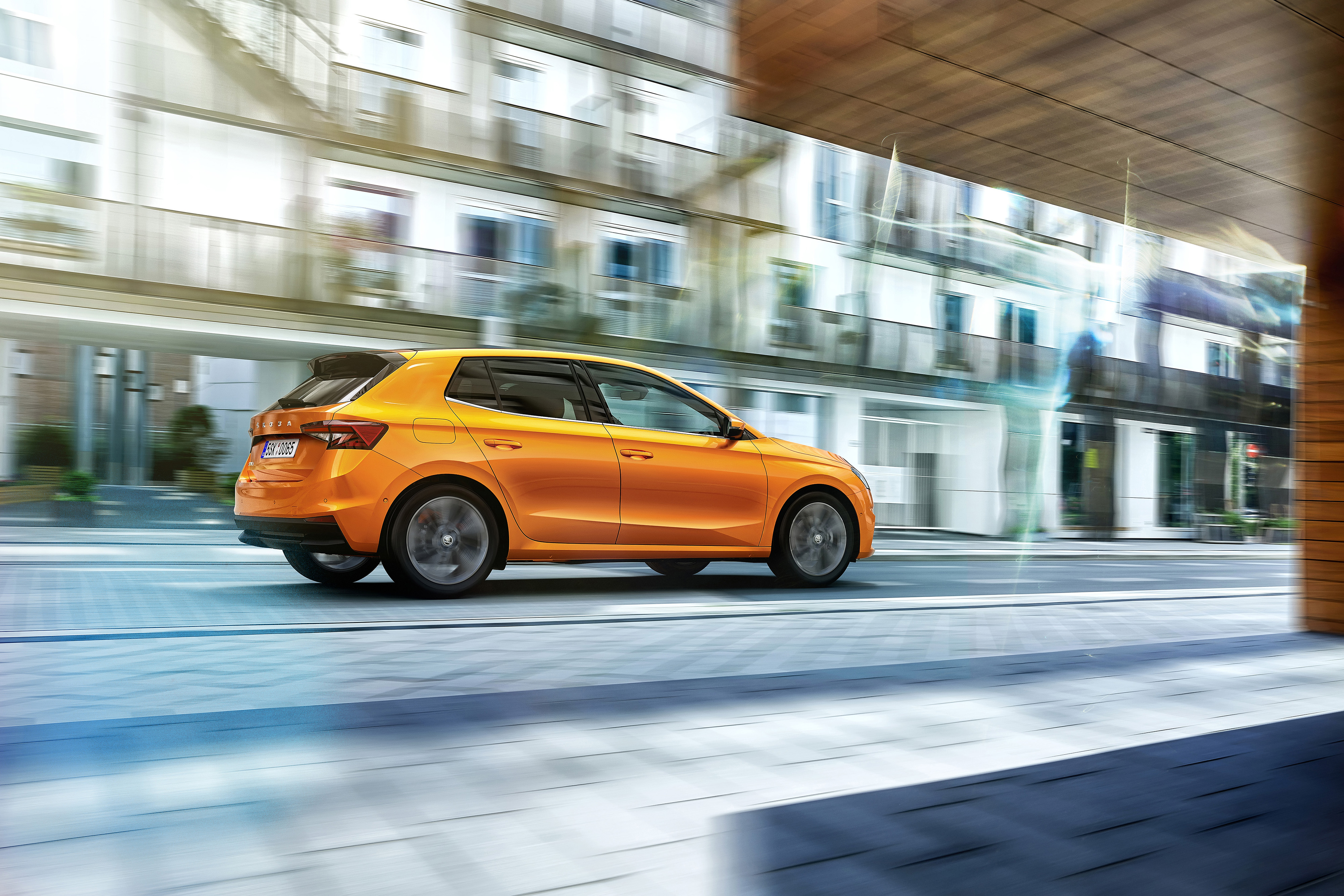 The new SKODA FABIA: cleverer than ever - Image 2