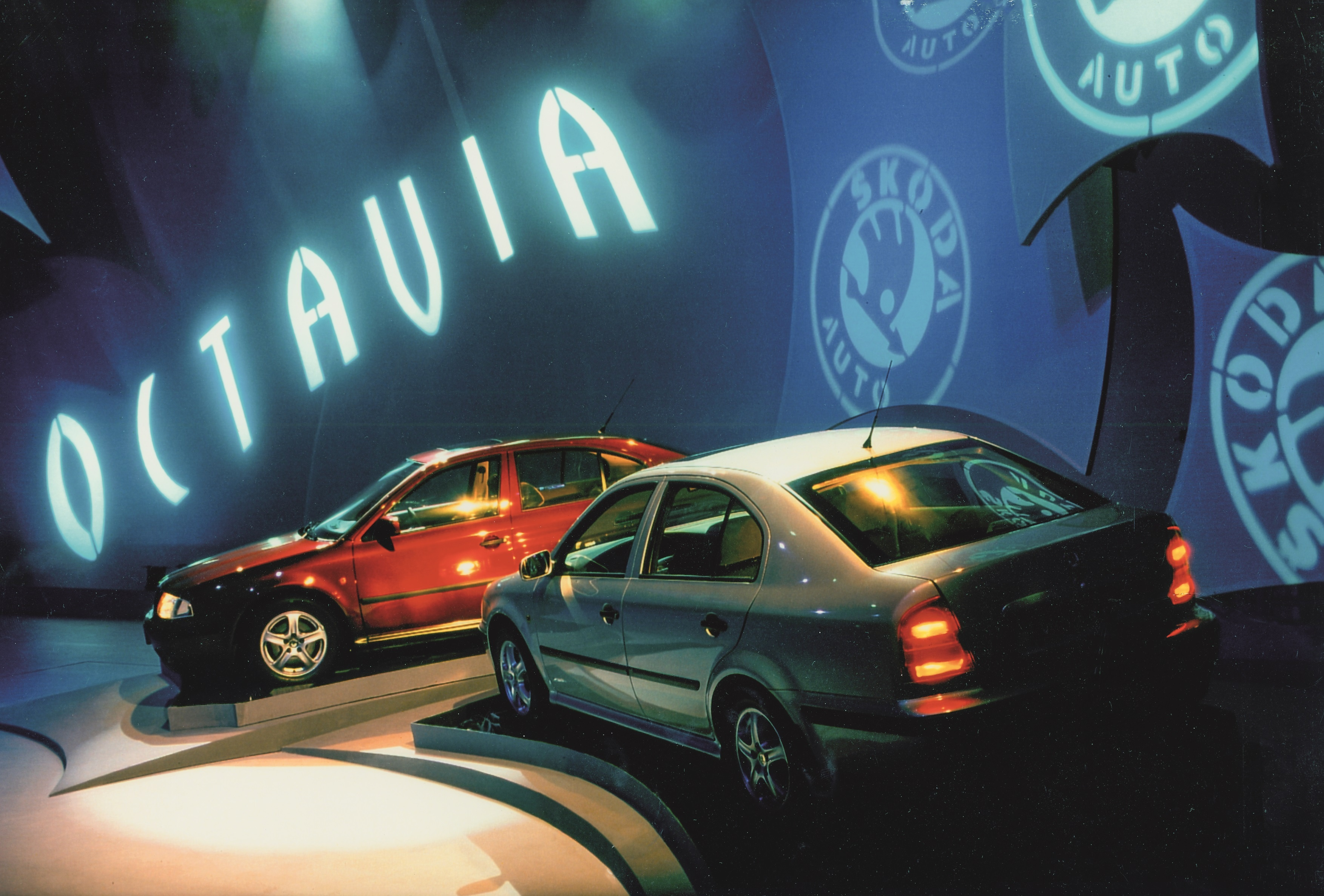 A legend celebrates its 25th anniversary: Four generations of the brand's bestseller, the SKODA OCTAVIA - Image 8