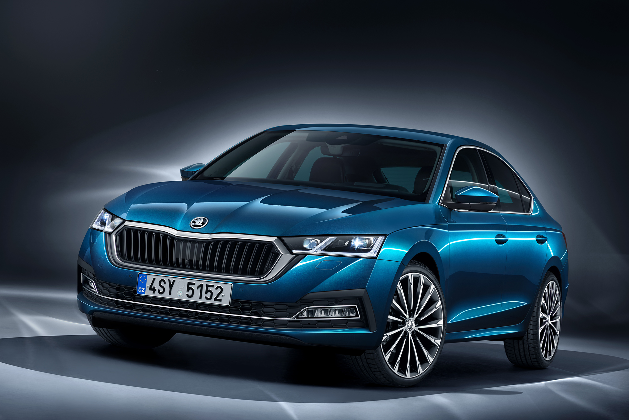 A legend celebrates its 25th anniversary: Four generations of the brand's bestseller, the SKODA OCTAVIA - Image 2