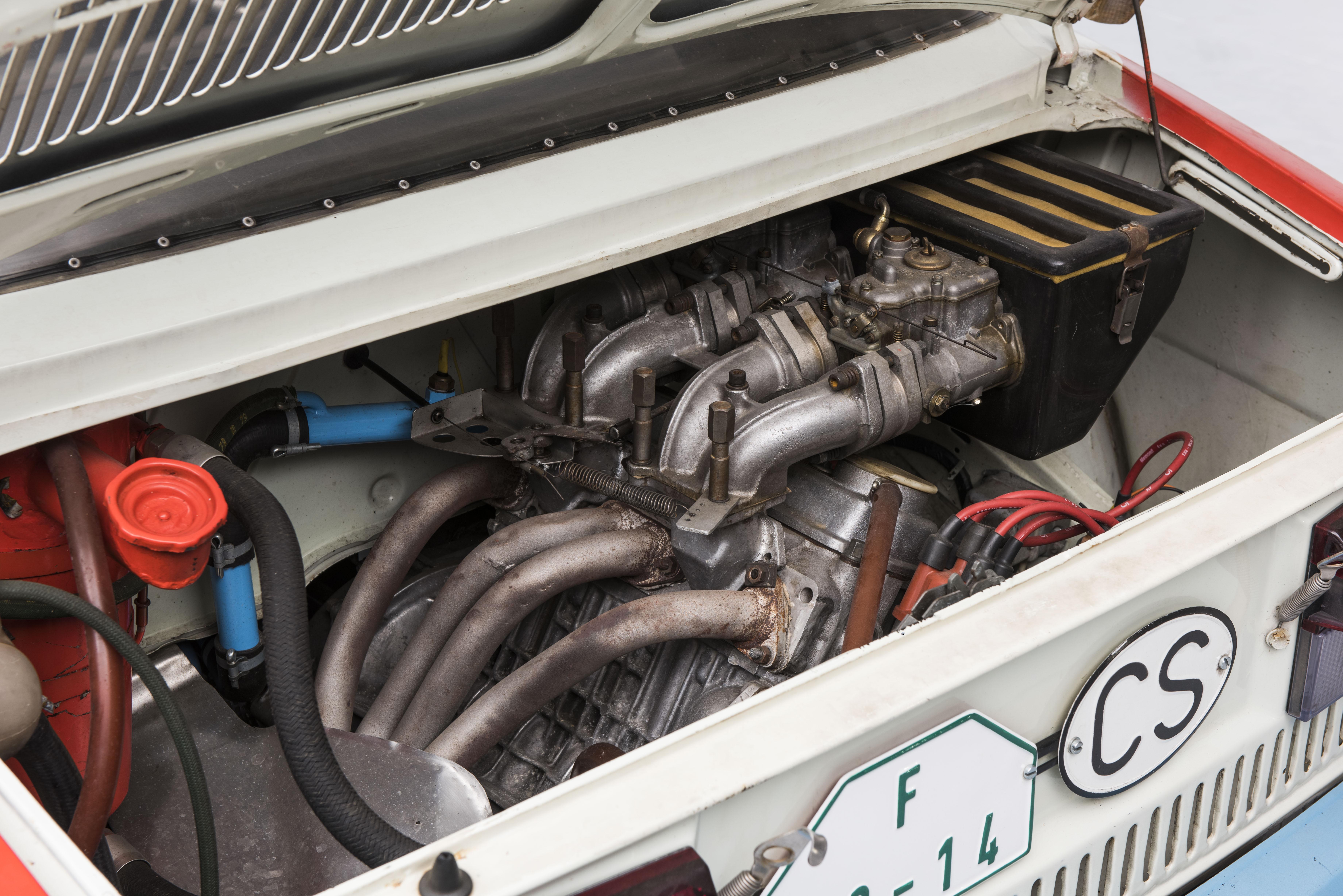 SKODA 130 LR (1984): Last motorsport model from Mladá Boleslav with rear-mounted engine - Image 7