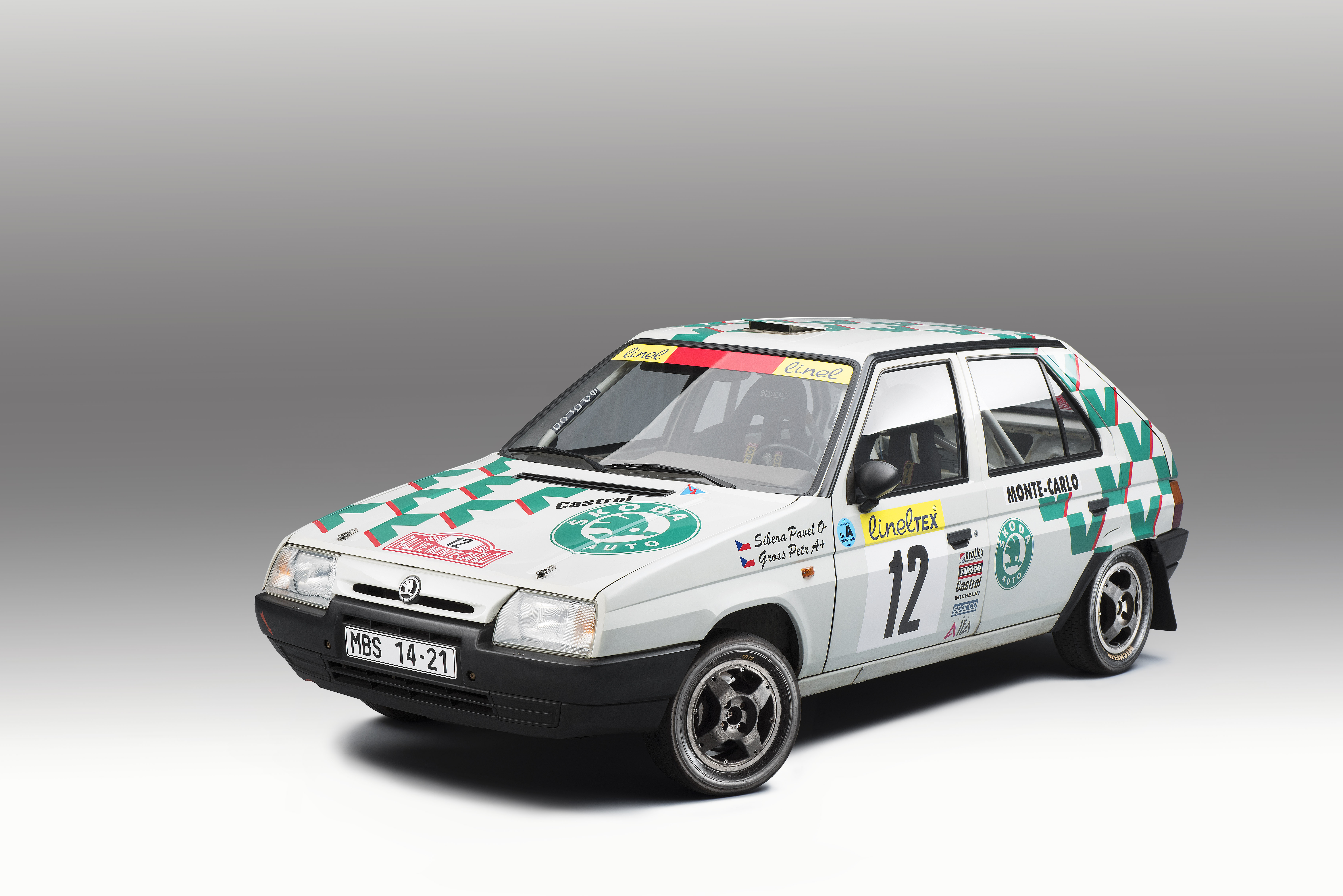 Motorsport versions of the SKODA FAVORIT (1989): All different – and yet familiar - Image 5
