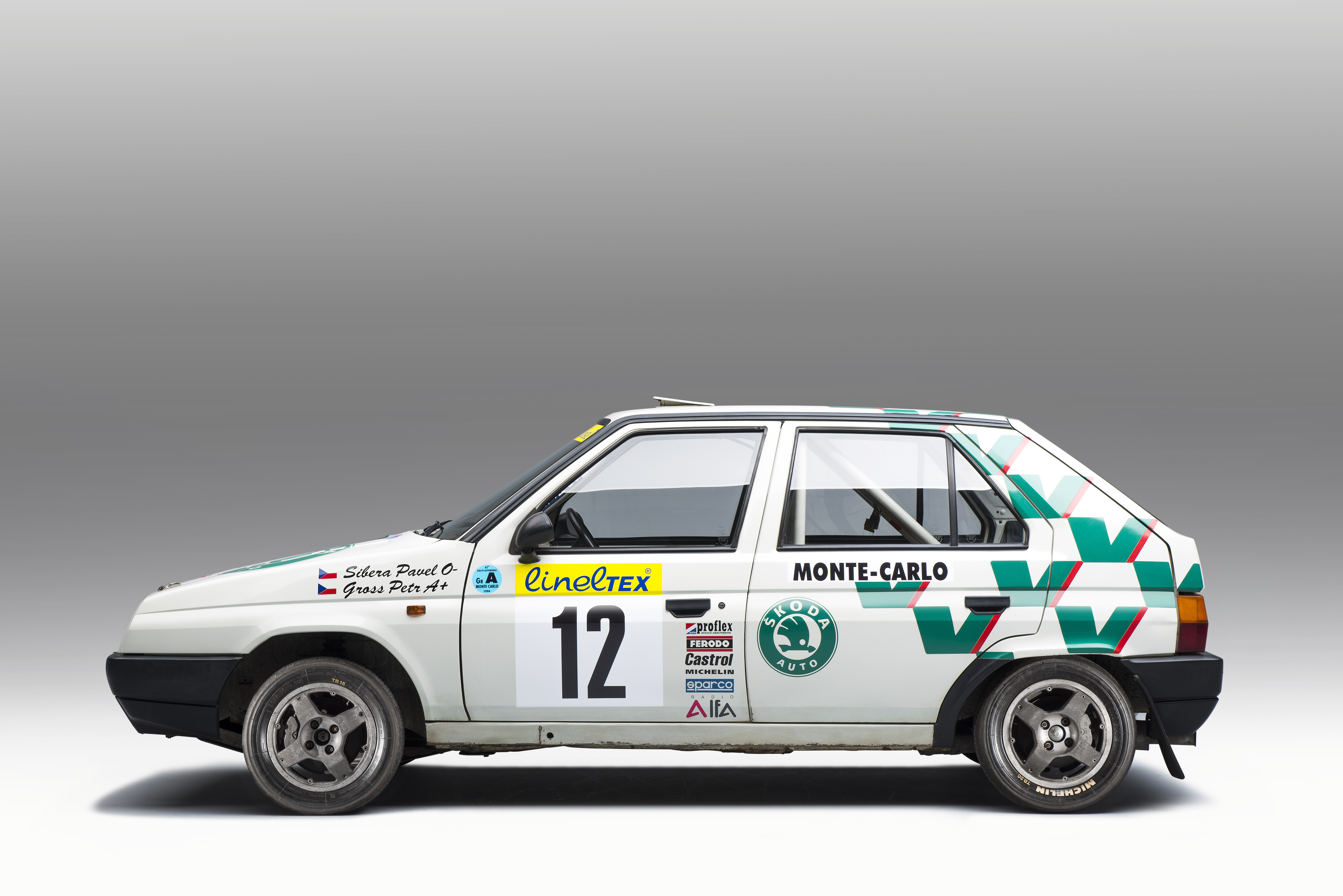 Motorsport versions of the SKODA FAVORIT (1989): All different – and yet familiar - Image 4