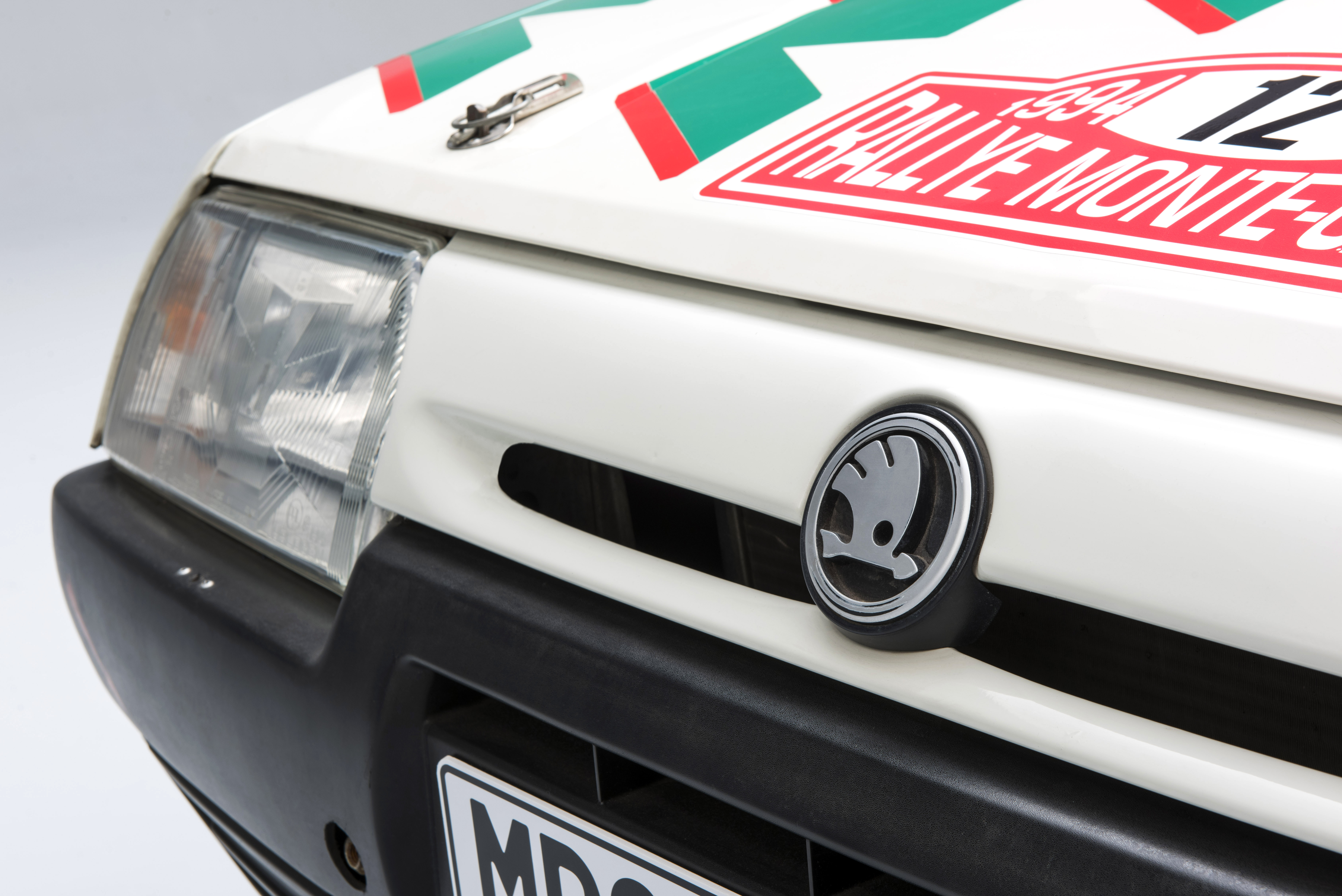 Motorsport versions of the SKODA FAVORIT (1989): All different – and yet familiar - Image 2