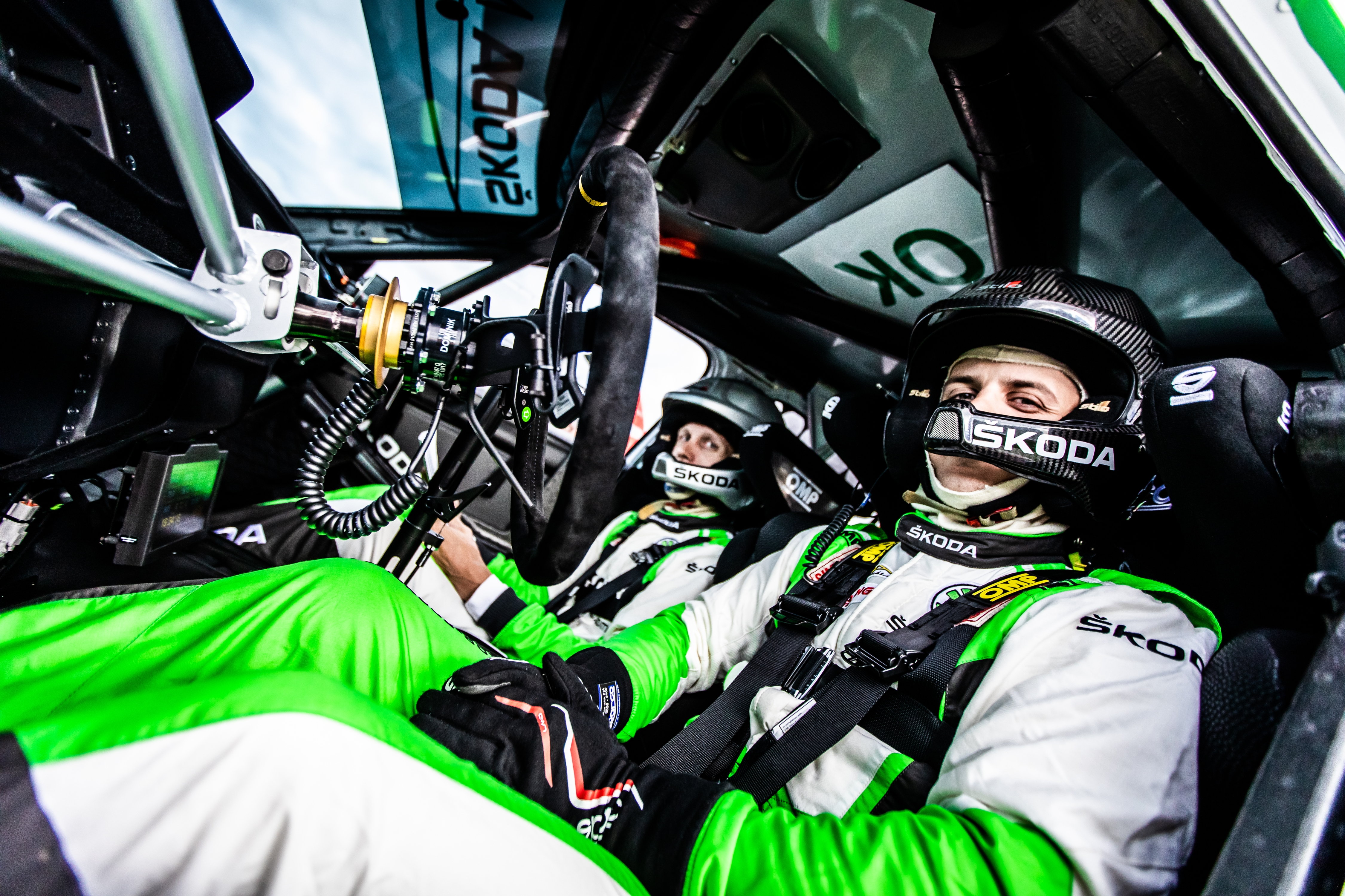 SKODA Motorsport continues to promote young drivers – Dominik Stříteský to debut in FIA World Rally Championship - Image 2