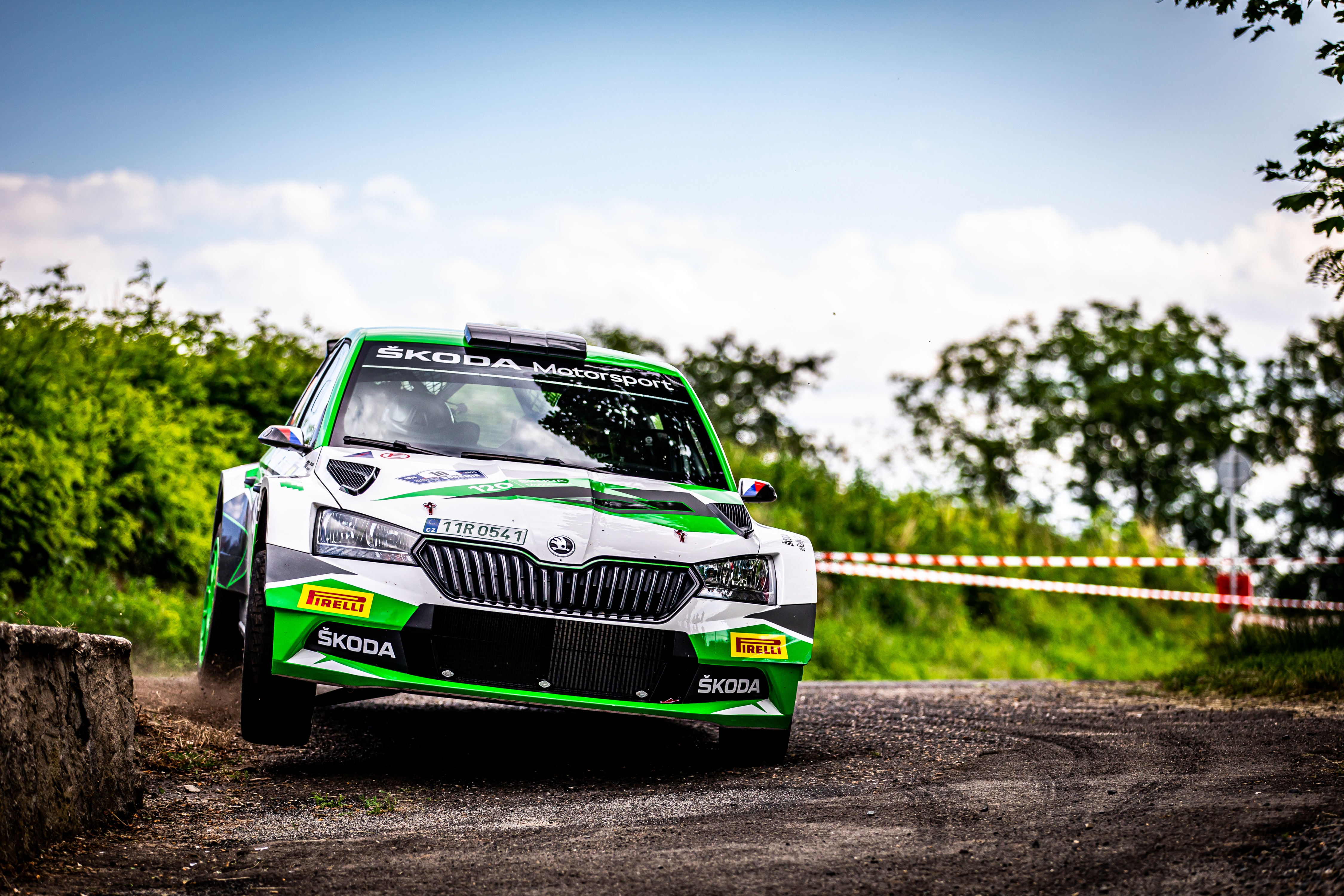 SKODA Motorsport continues to promote young drivers – Dominik Stříteský to debut in FIA World Rally Championship - Image 1