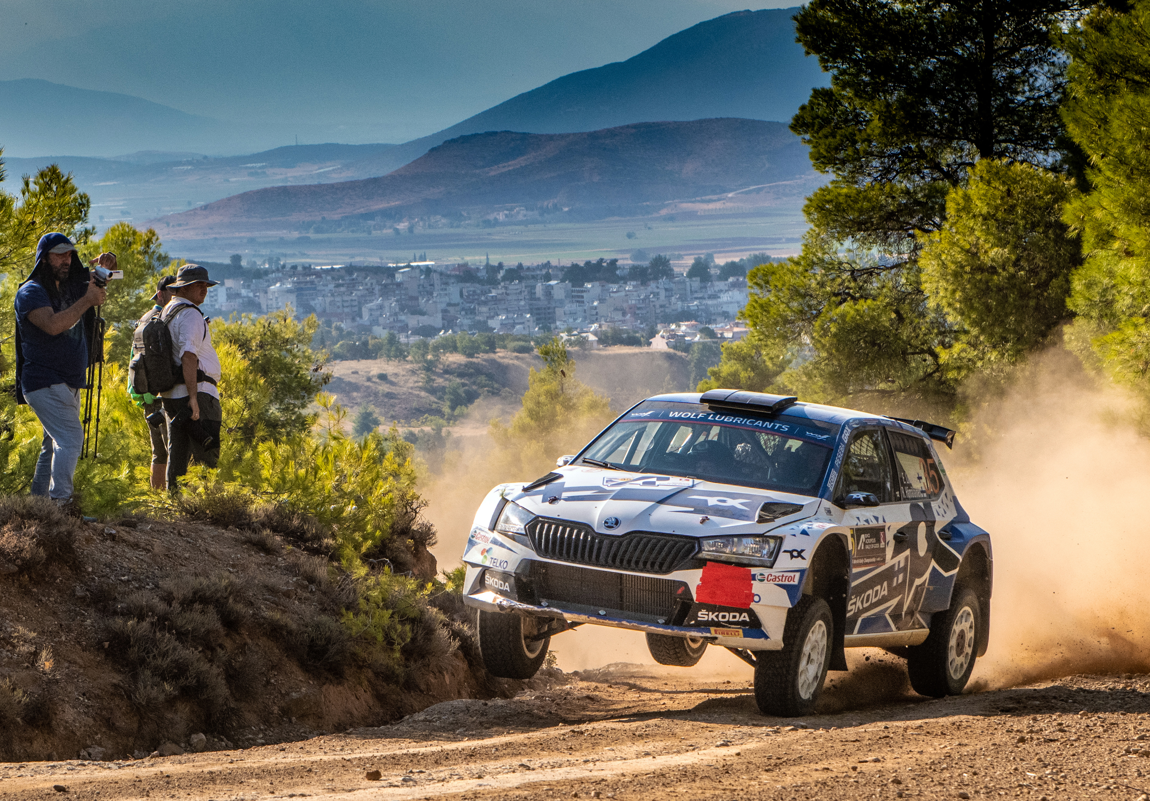 Rally Finland: Private SKODA FABIA Rally2 evo crews aim for another class win for the Czech brand - Image 2