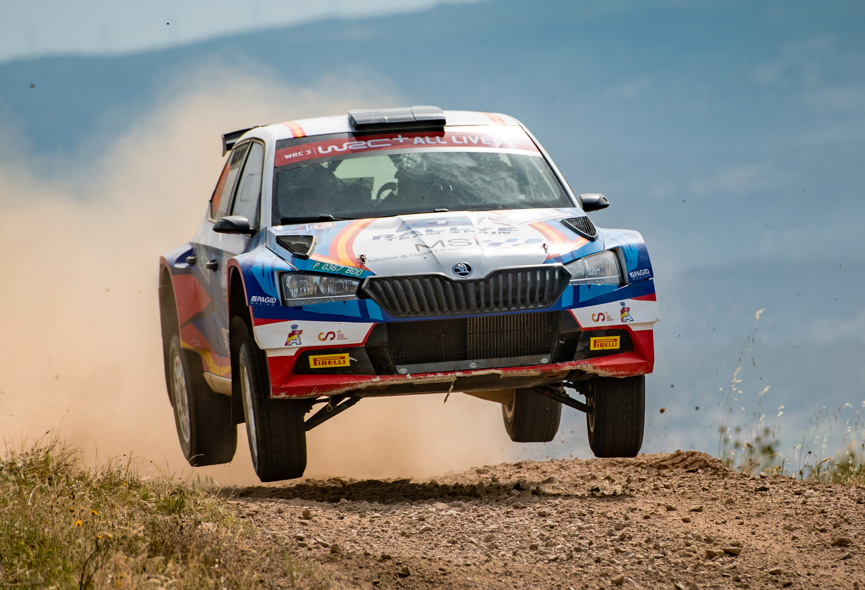 Rally Finland: Private SKODA FABIA Rally2 evo crews aim for another class win for the Czech brand - Image 1